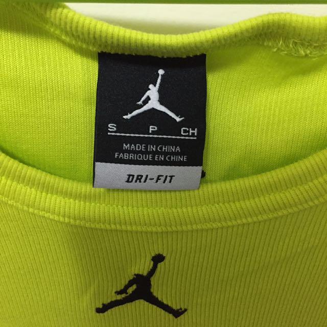 Nike-Jordan背心