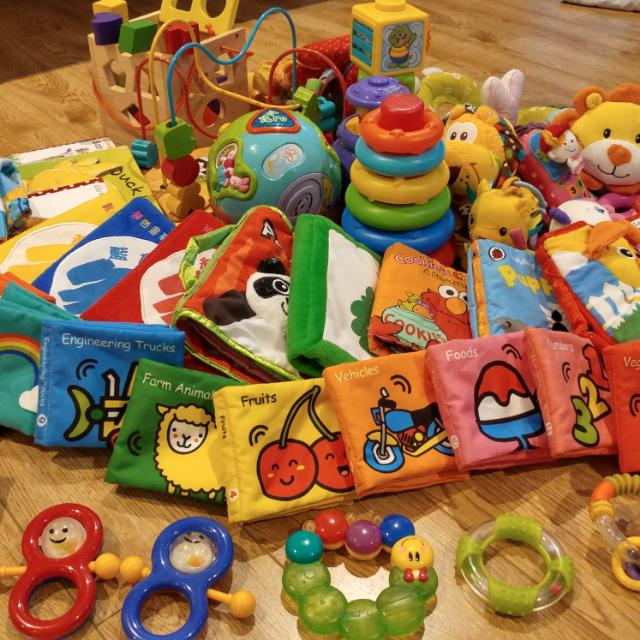 One Lot of Baby Toys