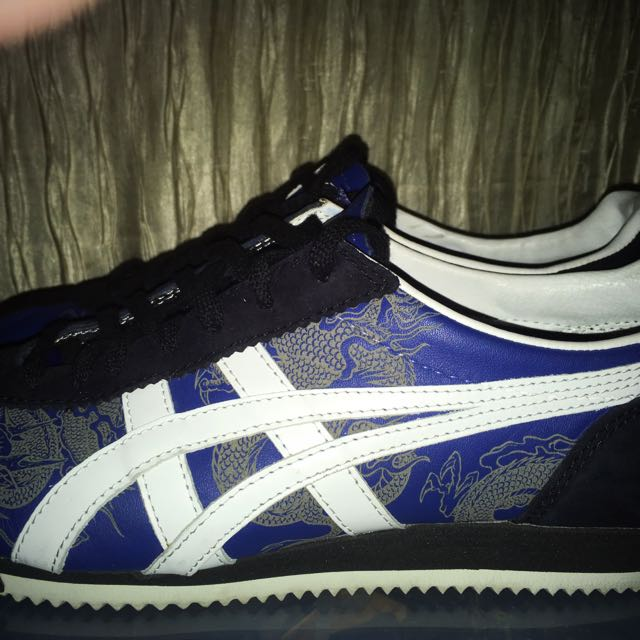 Onitsuka Tiger Bruce Lee Limited Edition