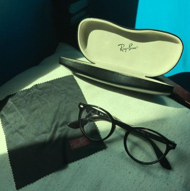 Original Ray-Ban Round Prescription Glasses