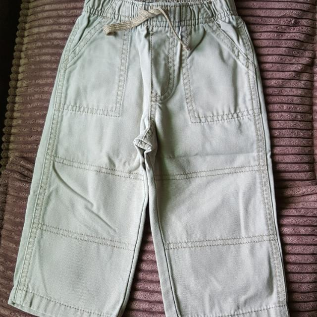 Osh Kosh Khaki Pants For 12 Months