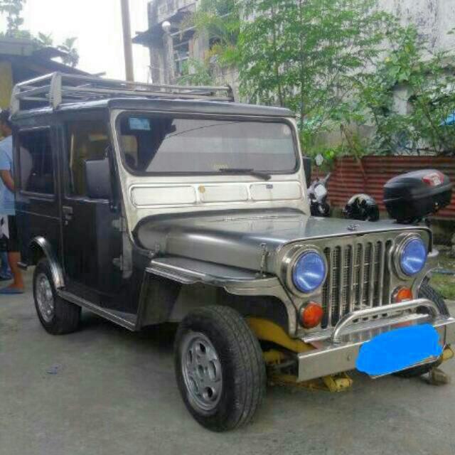 OTJ Owner Type Jeep