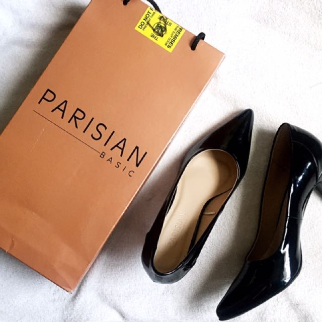 Parisian Basic Ladies Pumps