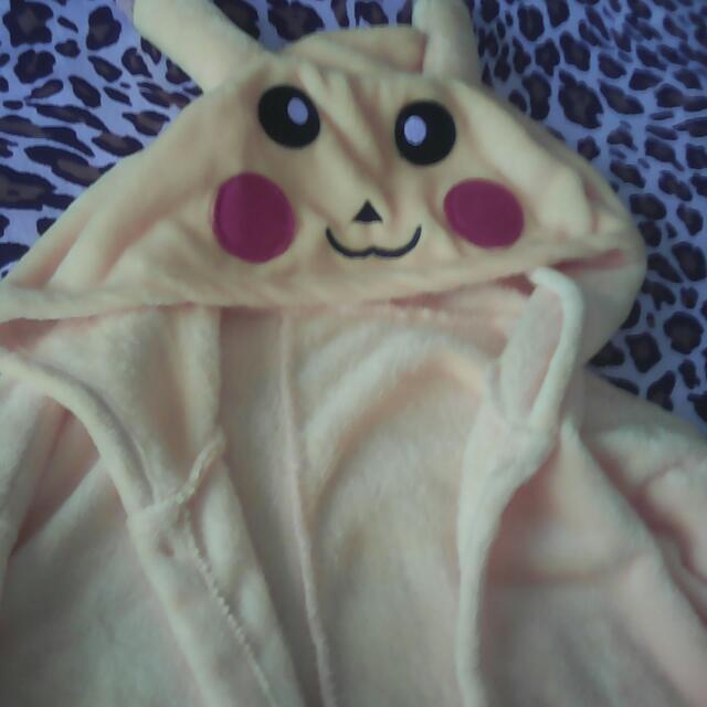 Pikachu Onesie Large