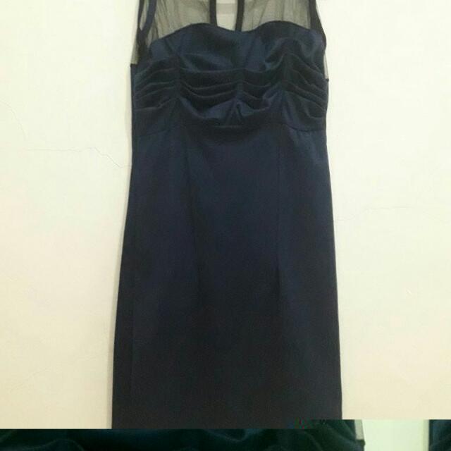 Preloved China Mini Dress