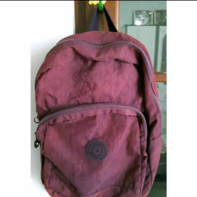 Ransel Kipling Backpack