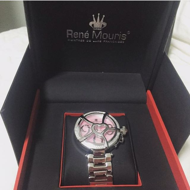 Rènè Mouris Watch