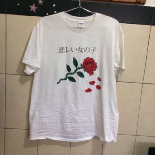 Rose Tee