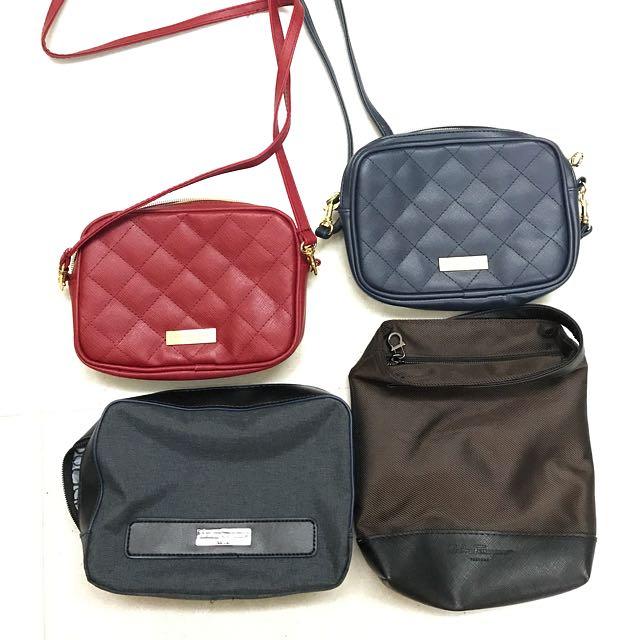Salvatore Ferragamo Bags (4 Bags) From Singapore Airlines Suites (Sq ... 8714de202a3ae