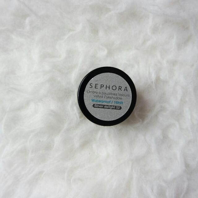 Sephora Velvet Eyeshadow Waterproof