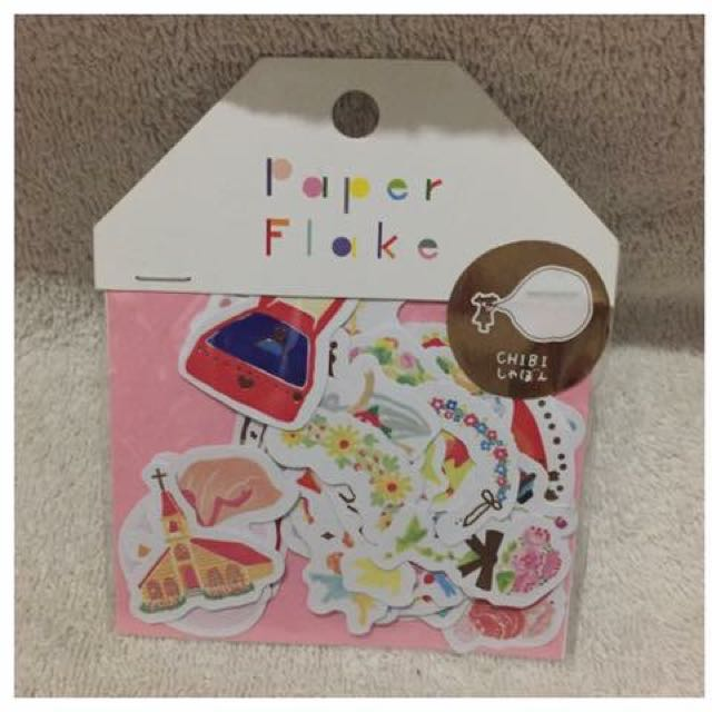 Sticker Flakes