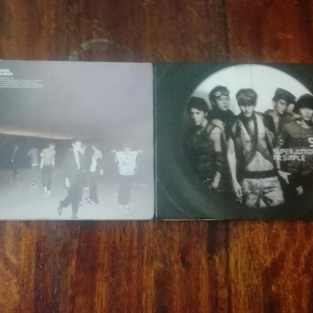 Super Junior Albums