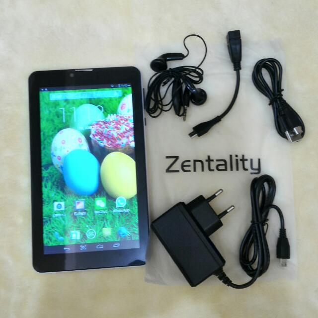 Tablet PC Zentality with Phone function