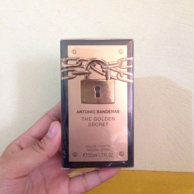 The Golden Secret Antonio Banderas