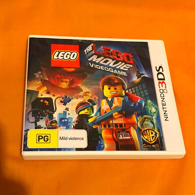 The Lego Movie Nintendo 3DS