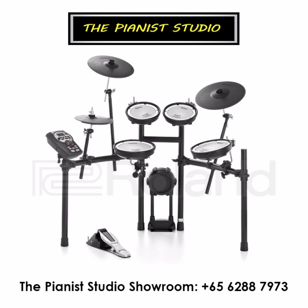 THE PIANIST STUDIO | Roland TD-11KV Electronic Drum Kit