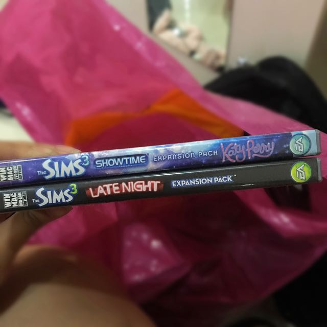 The Sims 3 (pack 3)