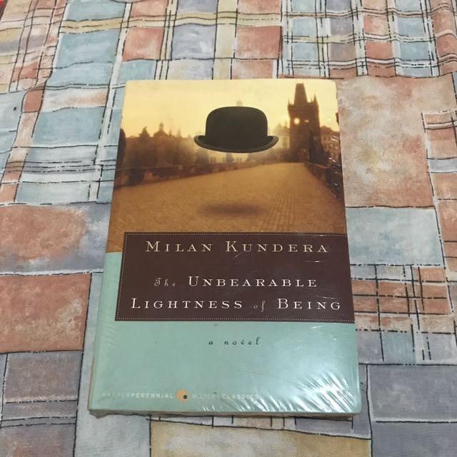 The Unbearable Lightness Of Being (Milan Kundera)