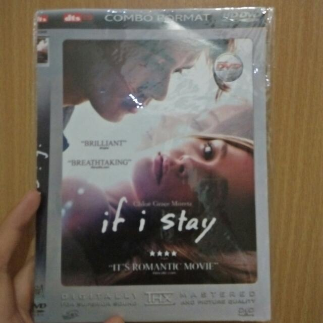 #tisgratis Dvd If I Stay, Kaset Film