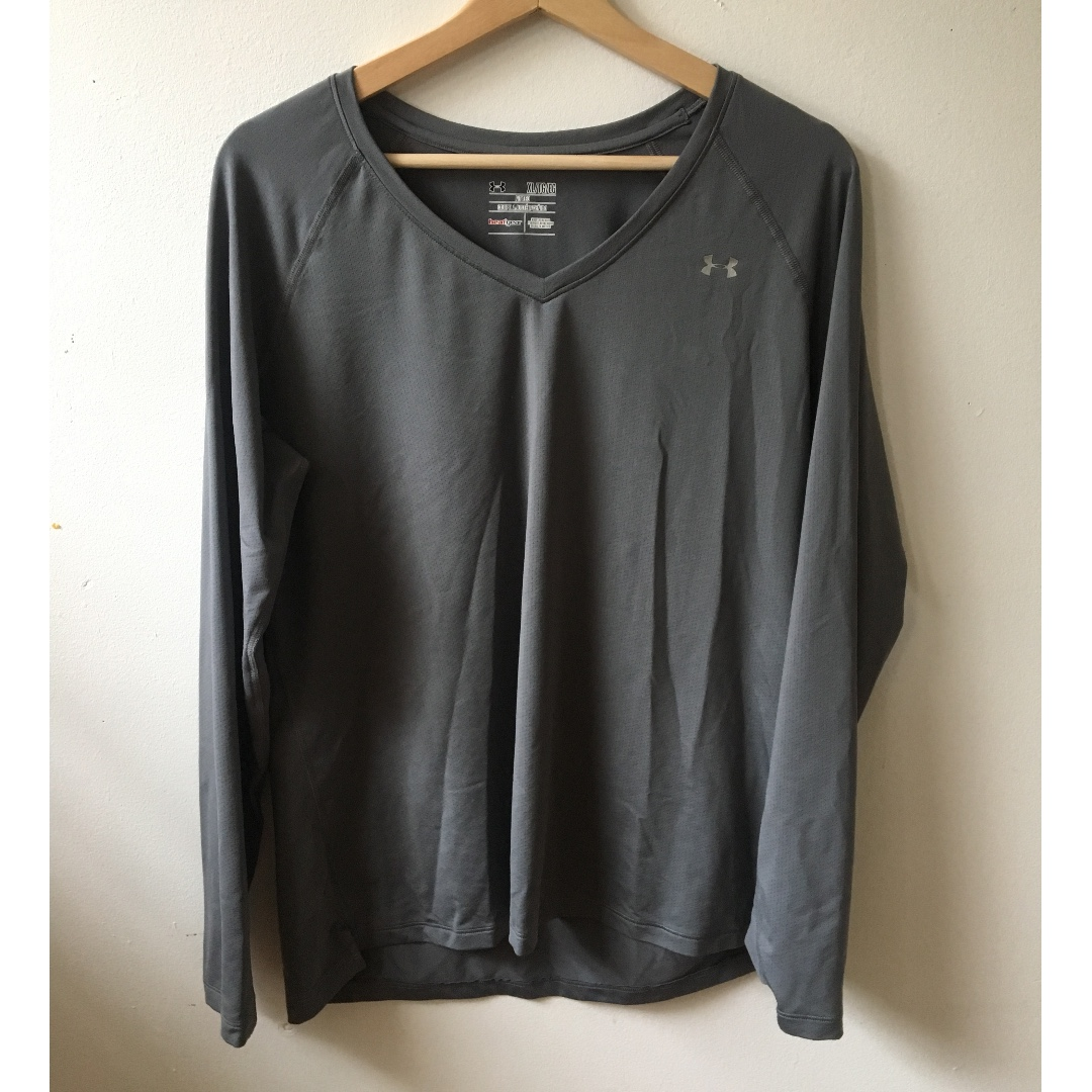 Under Armour XL work out top