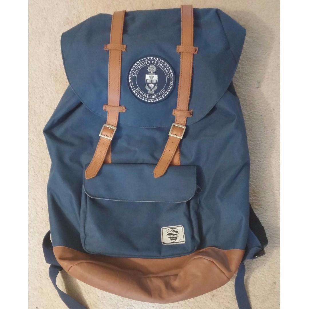 UofT backpack