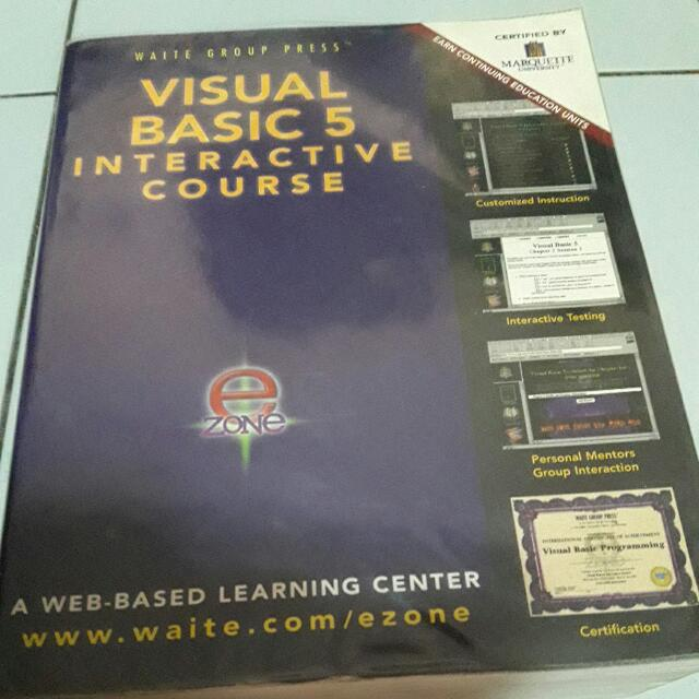 Visual Basic 5 Interactive Course
