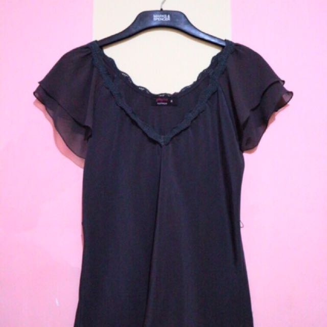 Woman Top Grey [PILGRIM]