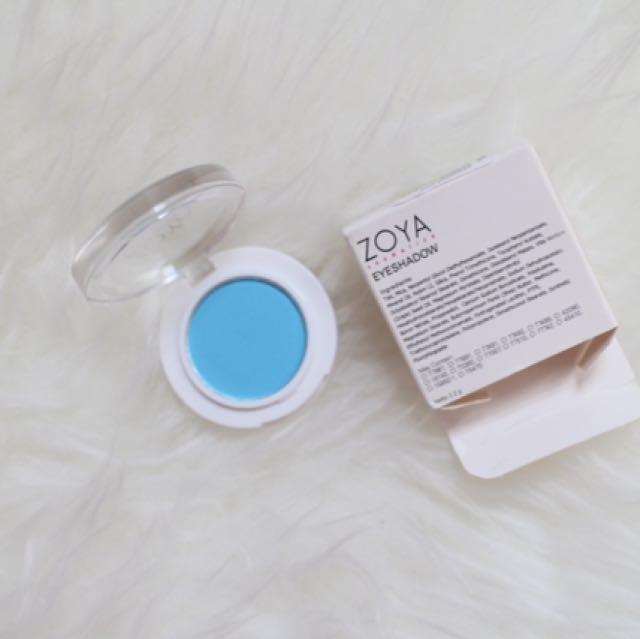Zoya Eyeshadow Aqua