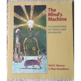 The Mind's Machine textbook #BlackFriday50