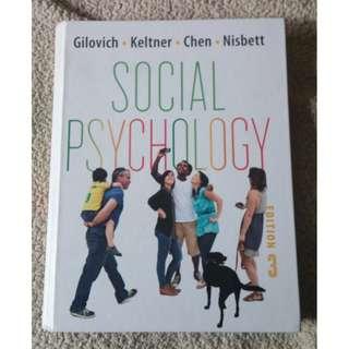 Social Psychology 3ed textbook #BlackFriday50