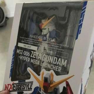 Zeta Gundam Nx Edgestyle