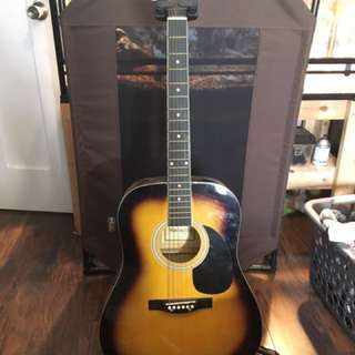 Huntington Acoustic Guitar