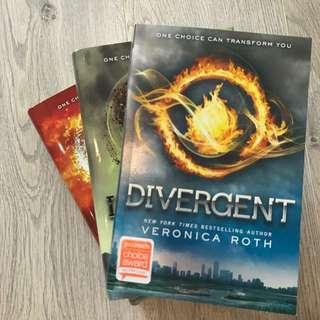Divergent Series Books