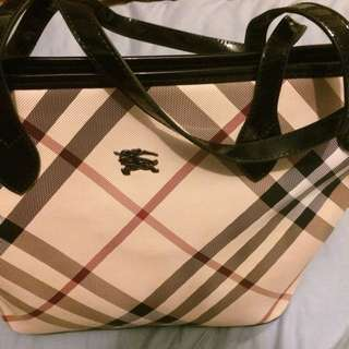 Fake Burberry Bag