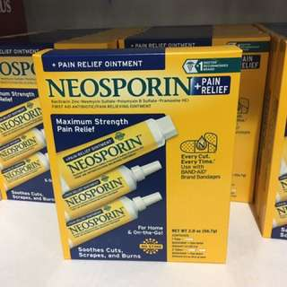 Neosporin 萬用膏 24-hr保護