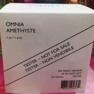 Bulgari Omnia Amethyst 65ml TESTER