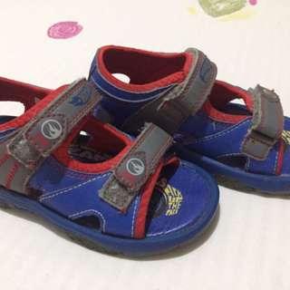 Kid's Sandals (Hotwheels) Size 10