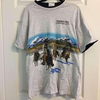 Vintage graphic tshirt