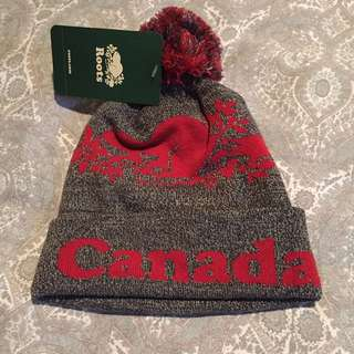 Roots Canada Hat