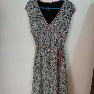 Repriced!!! Ensembles Hi-low Dress
