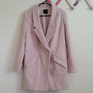 Portmans Light Pink Winter Coat
