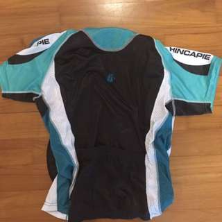 Last Price! Women's Cycling Jersey Hincapie Women's L