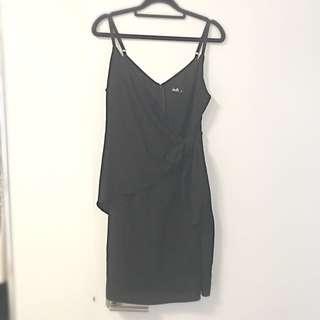 Dotti Wrap Style Cocktail Dress