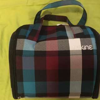Last Price! Dakine Travel Make Up Case Like New Cool Vans