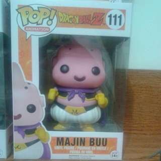 MAJIN BUU FROM DRAGON BALL Z FUNKO POP #111