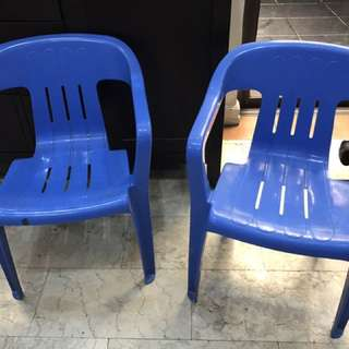 Kids Monibloc Chairs