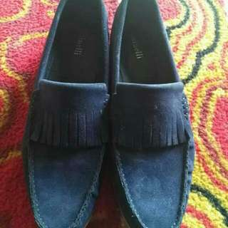 Minelli Size 41 Blue Almost New