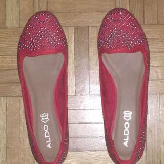 Pretty Pink Flats To Sell