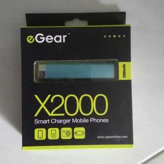 eGear X2000 Smart Charger For Mobile Phones