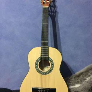 Livingstone Classical Guitar 3/4